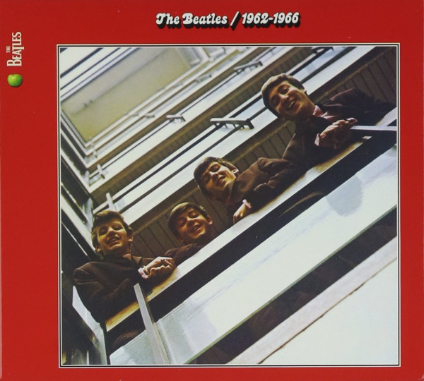 1962 - 1966 - The Red Album (2-CD)