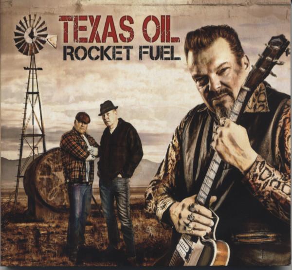 Rocket Fuel (CD)