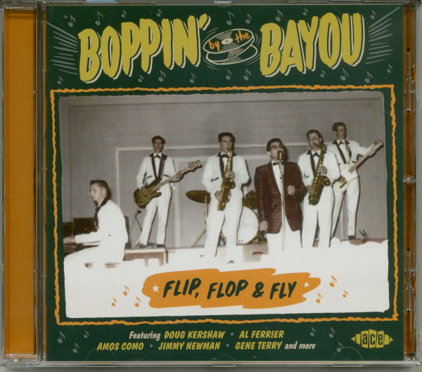 Boppin' By The Bayou: Flip, Flop & Fly (CD)