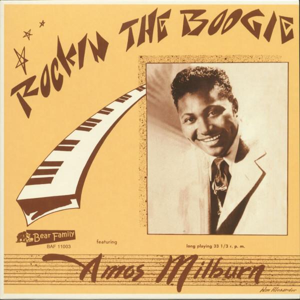 Rockin' The Boogie (LP, 10inch, Ltd.)
