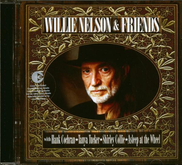 Willie Nelson & Friends (CD)