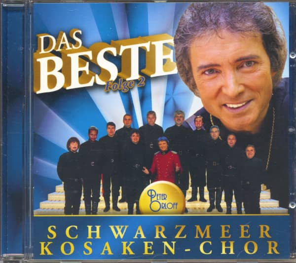 Das Beste - Folge 2 - Schwarzmeer Kosaken-Chor (CD)