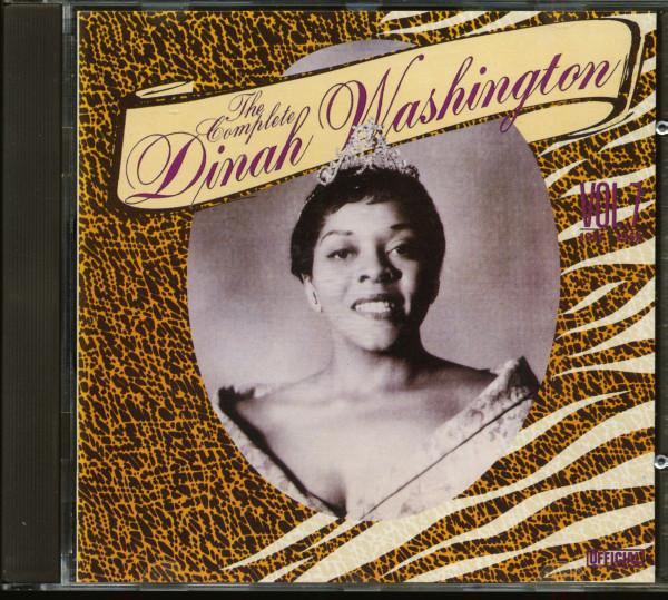 The Complete Dinah Washington Vol.7 (CD)