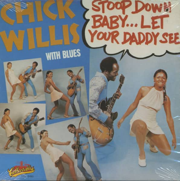 Stoop Down Baby (LP)