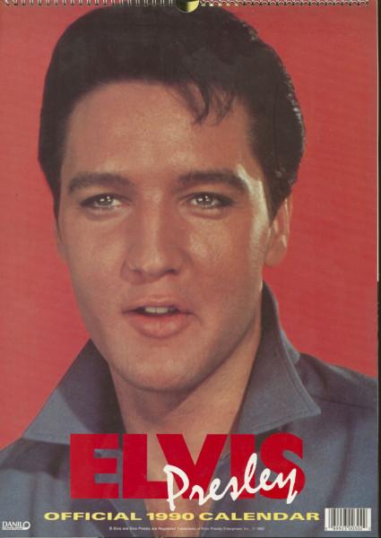 Elvis Presley - 1990 Danilo Calendar