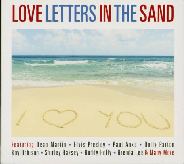 Love Letters In The Sand (2-CD)