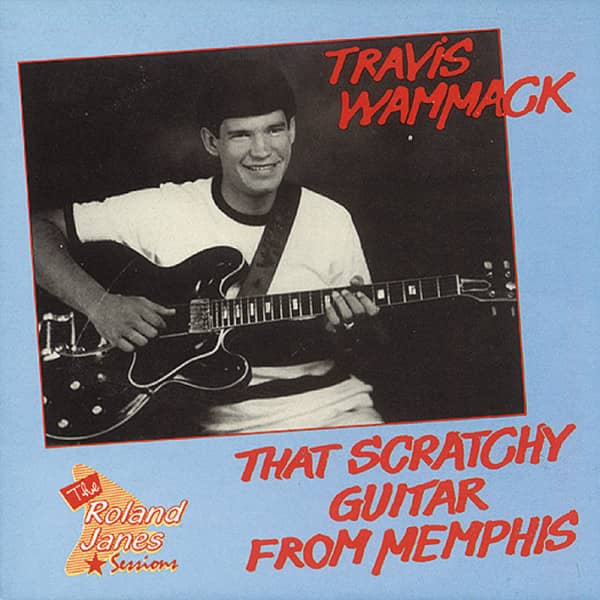 That Scratchy Guitar From Memphis (CD)
