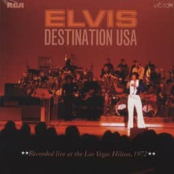 Destination USA- Las Vegas 1972 (2-CD)