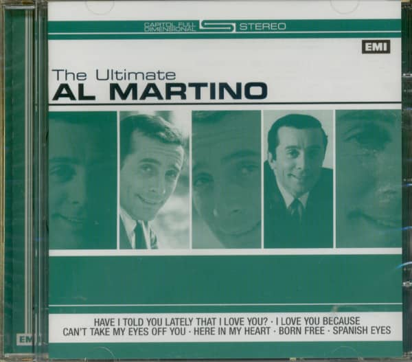 The Ultimate Al Martino (CD)