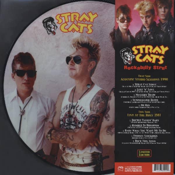 Rockabilly Strut (Ltd. Picture Disc)