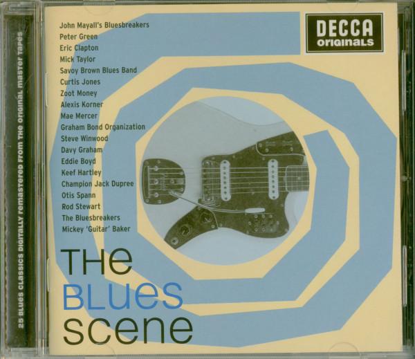 The Blues Scene (Decca Originals)