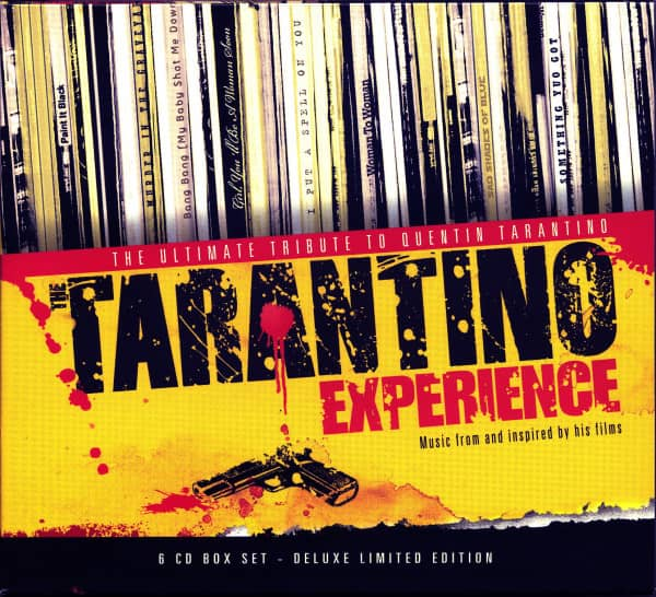 Tarantiono Experience - The Ultimate Tribute to Quentin Tarantino (6-CD)