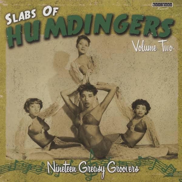 Slabs Of Humdingers, Vol.2 - Nineteen Greasy Groovers (LP, 180g Vinyl)