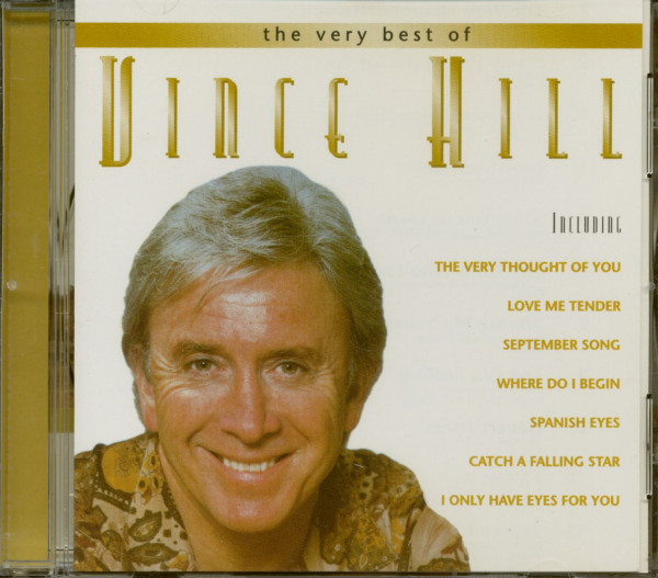 The Very Best Of Vince Hill (CD)