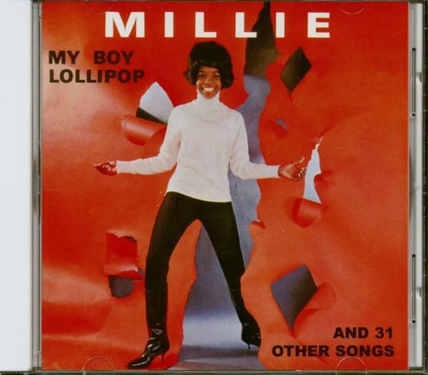 My Boy Lollipop (CD)