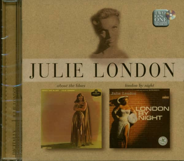 About The Blues - London By Night (CD)