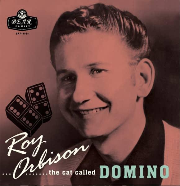 The Cat Called Domino (LP, 10inch & CD, Ltd., 45rpm)