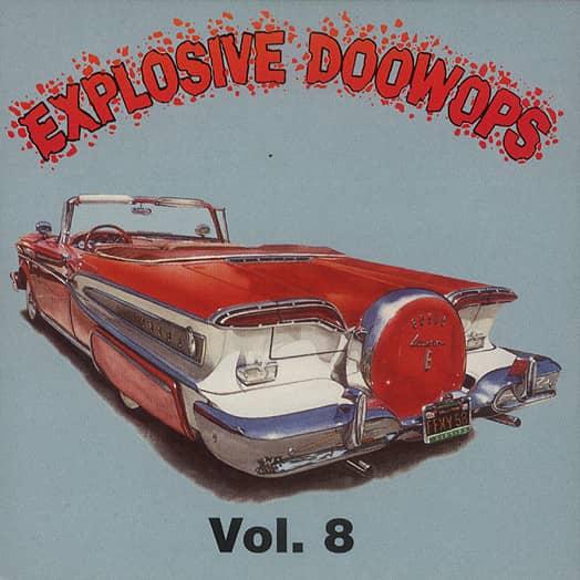Vol.8, Explosive Doo Wop