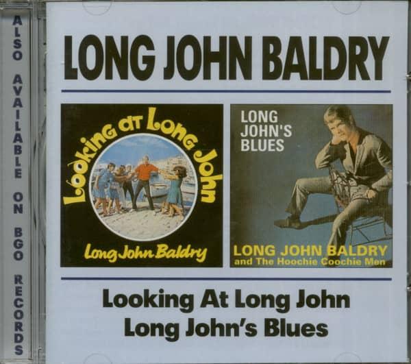 Long John's Blues - Looking At Long John (CD)