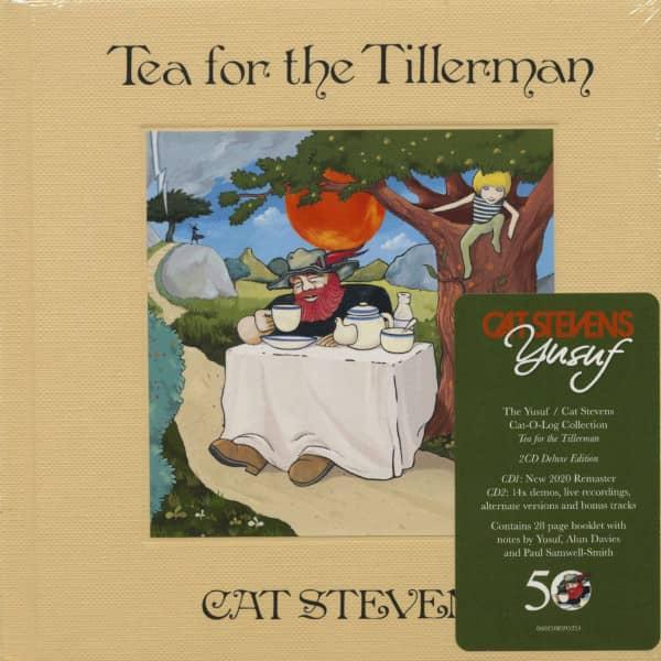 Tea For The Tillerman (2-CD, Ltd.)