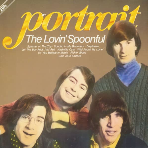 Portrait - The Lovin' Spoonful (2-LP)