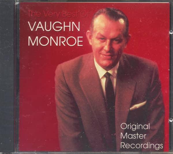 The Very Best Of Vaughn Monroe - Original Master Recordings (CD)