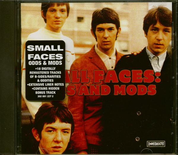 Odds And Mods (CD)