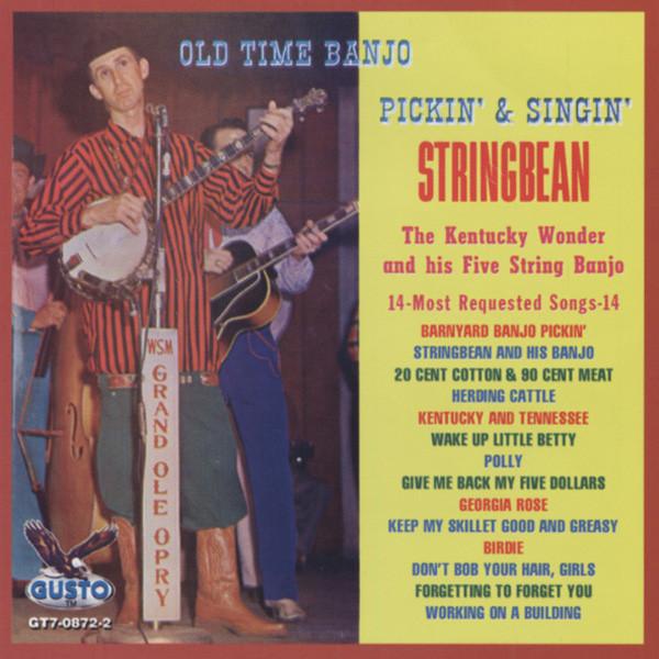 Old Time Banjo Pickin' & Singin'