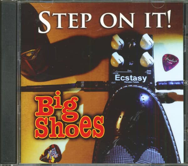 Step On It! (CD)