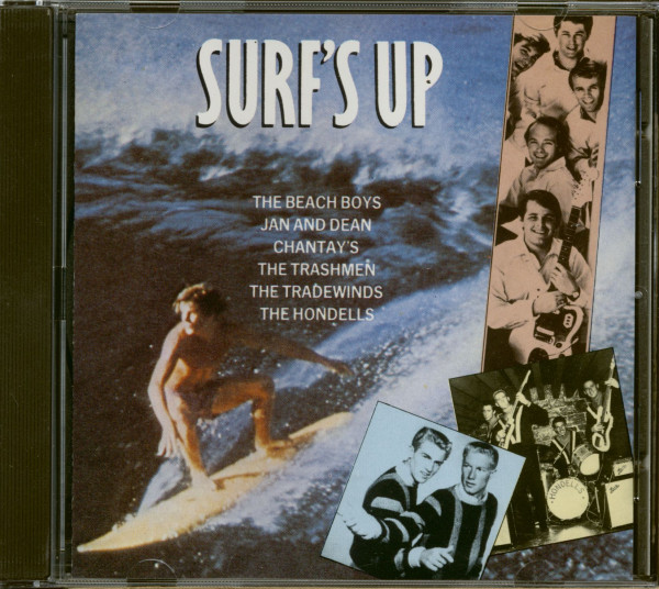 Surf's Up (CD)