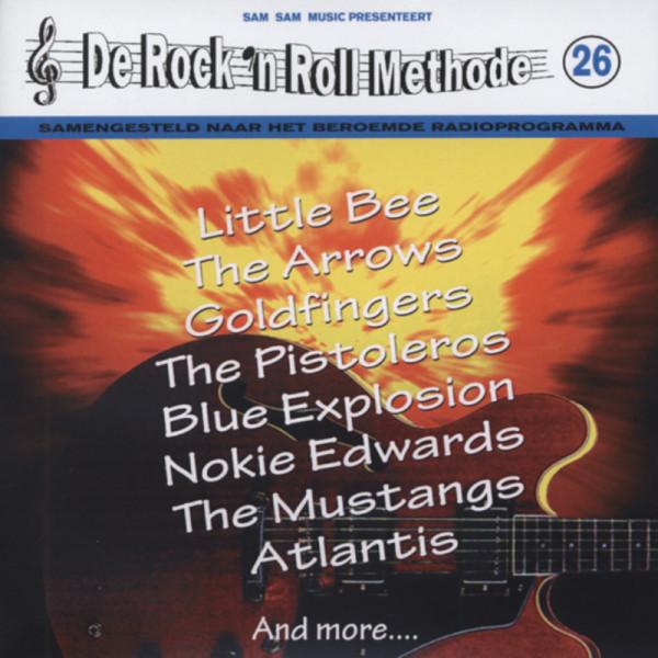 De Rock'n'Roll Methode Vol.26 (CD)