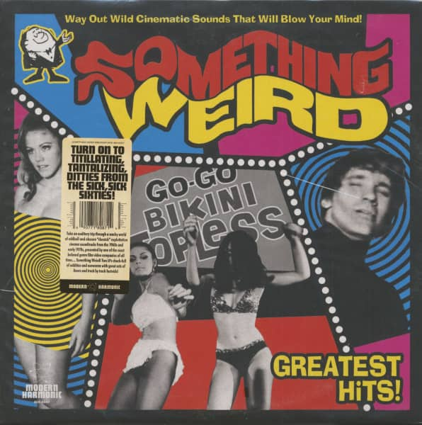 Something Weird - Greatest Hits (2-LP)