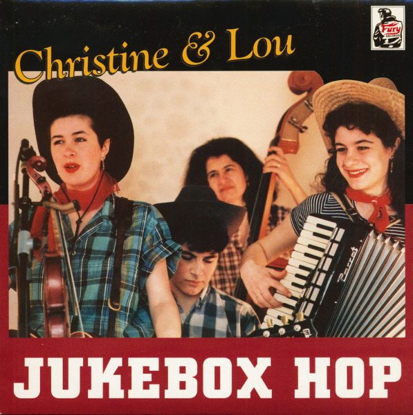 Jukebox Hop (7inch, EP, 45rpm, PS, SC)
