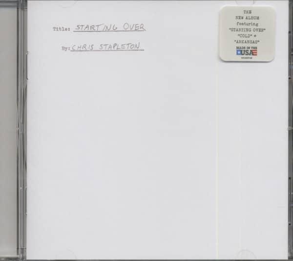 Starting Over (CD)