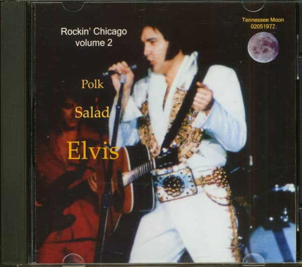 Rockin' Chicago Vol.2 - Polk Salad Elvis (CD)