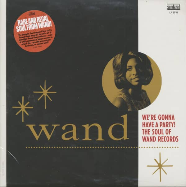 We're Gonna Have A Party - The Soul Of Wand Records (LP)