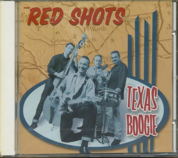 Texas Boogie (CD)