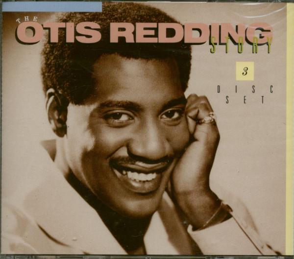 The Otis Redding Story (3-CD)
