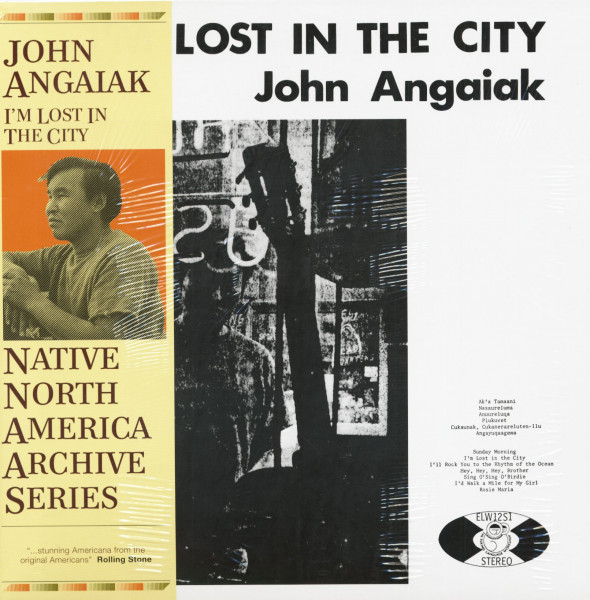 I'm Lost In The City (LP)
