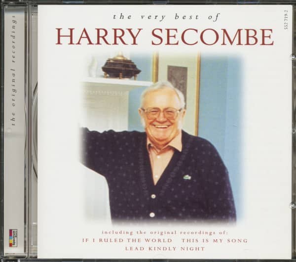 The Very Best Of Harry Secombe (CD)