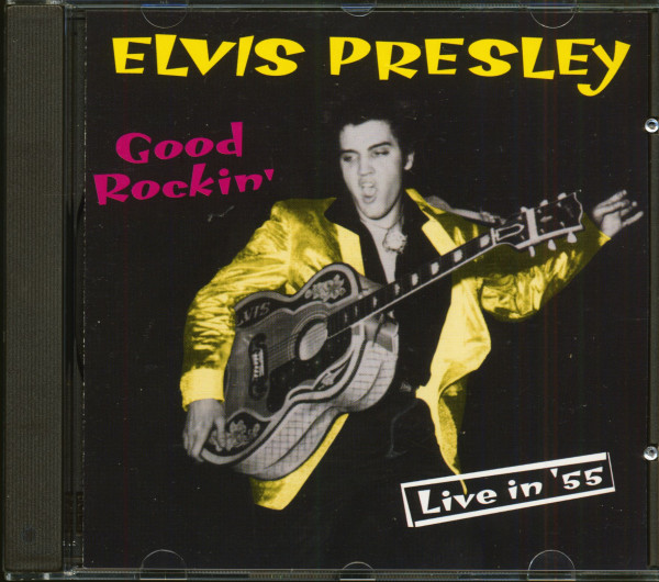 Good Rockin' - Live in '55 (CD)