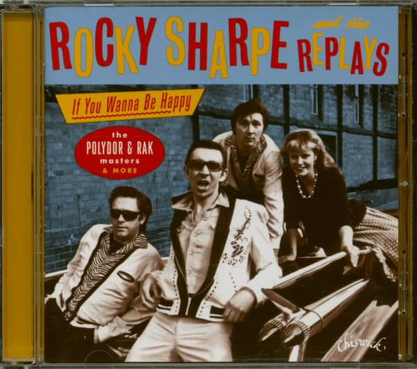 If You Wanna Be Happy - The Polydor & Rak Masters & More (CD)
