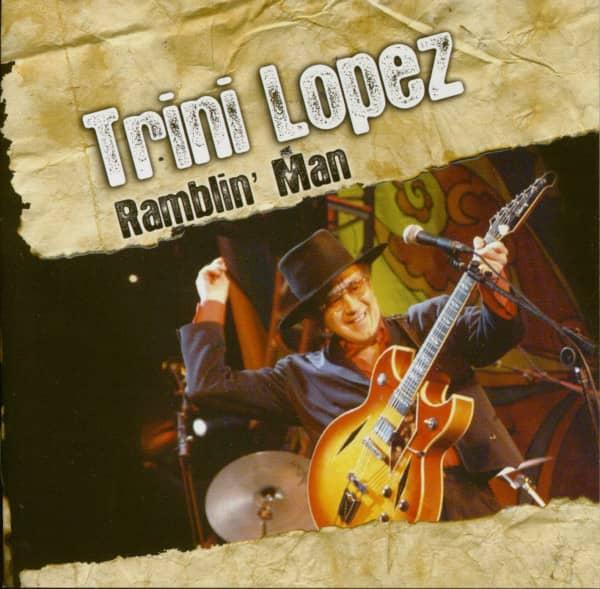 Ramblin' Man (CD)