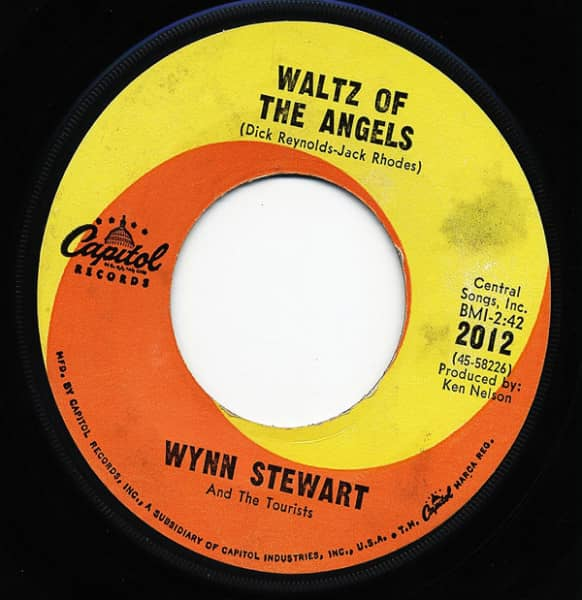 Waltz Of The Angels - Love's Gonna Happen To Me