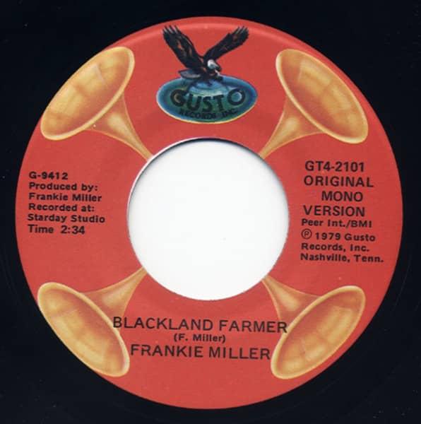 Blackland Farmer - Family Man 7inch, 45rpm
