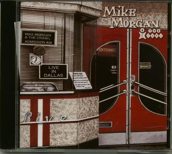 Live In Dallas (CD)
