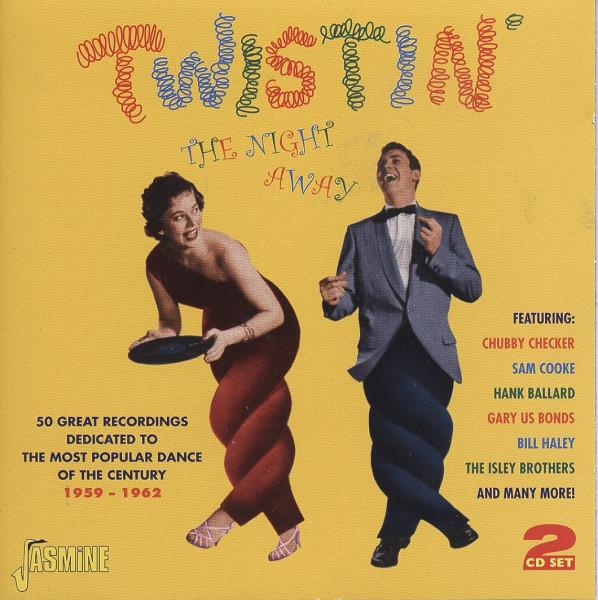 Twistin' The Night Away (2-CD)