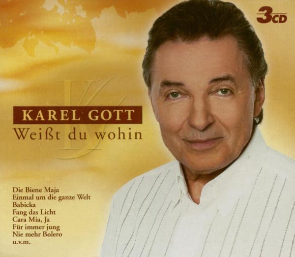 Weisst Du wohin (3-CD)