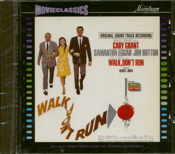 Walk Don't Run - Soundtrack (CD)