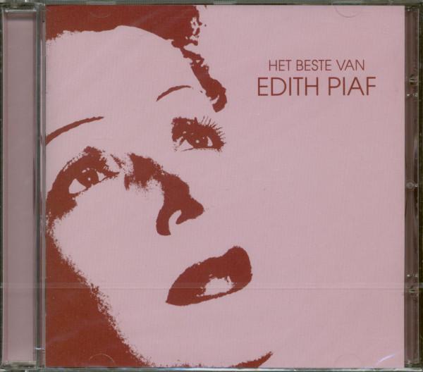 Het Beste Van Edith Piaf (CD)
